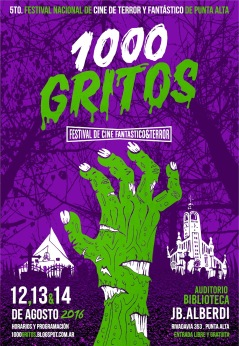 poster1000gritos2016 FINAL